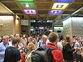 Recepción Wikimania 2014.JPG