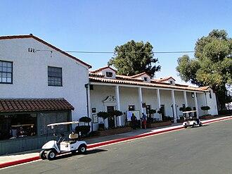 Recreation Park (Long Beach, California) - Recreation Park Golf Course Clubhouse