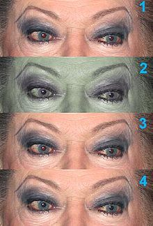 Rote Augen Effekt Wikipedia