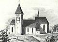 Ref. Kirche Küsnacht um 1850.jpg