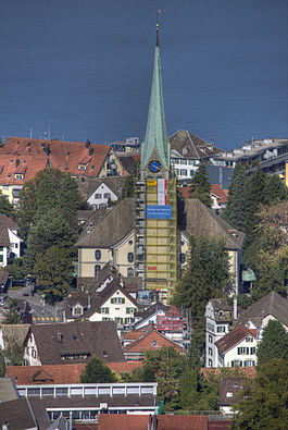 Reformed church of Wädenswil
