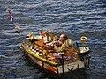 Reinier Sijpkens Muzickboot, Hobart 2007.jpg
