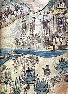 Relación de Michoacán - Wikipedia, la enciclopedia libre