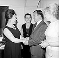 Renata Scotto, Valentina and Yuri Gagarin 1964.jpg