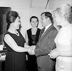 Renata Scotto, Valentina and Yuri Gagarin 1964.jpg