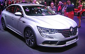 Image illustrative de l'article Renault Talisman (2015)