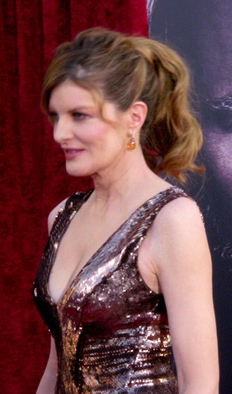 Rene Russo - Russo at the premiere of Thor in May 2011