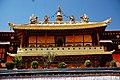Residence of Dalai Lama at Jokhang, Lhasa on 20 May 2014.jpg