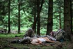 Resting Military Working Dog and Handler 160616-A-RT803-004.jpg