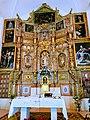 Retablo del altar de la Iglesia de San Nicolás de Bari de Quintana de Raneros.jpg