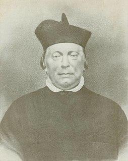 Peter Verhaegen 19th-century Belgian Jesuit