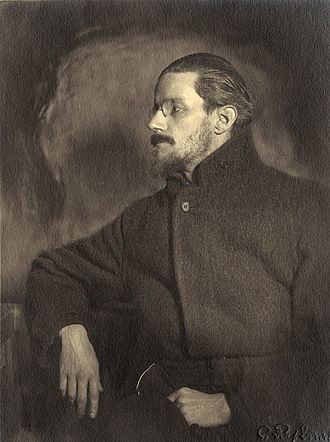 1918 in poetry - James Joyce in 1918