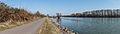 Rhein river as seen near km 515, looking northeast 20150309 1.jpg