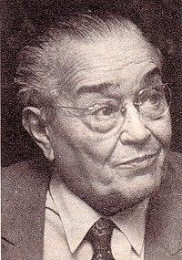 Balbín (m. 1981), cabeza de la UCR, recibió críticas por su tolerancia con el gobierno militar