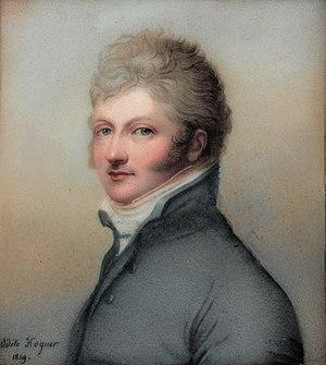Richard Bingham, 2nd Earl of Lucan - Richard, 2nd Earl of Lucan (Adélaïde-Félicité Hoguer, 1819)
