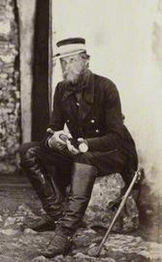 Richard Dacres (British Army officer) - Sir Richard Dacres