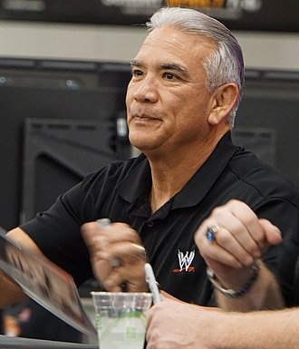Ricky Steamboat - Steamboat in 2015