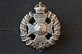 Rifle Brigade (The Prince Consort's Own) Cap Badge..jpg