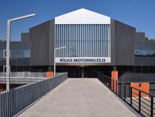 Riga Motor Museum Transportation museum in Riga, Latvia