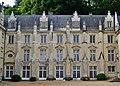 Rigny-Ussé Château d'Ussé Cour d'Honneur 2.jpg