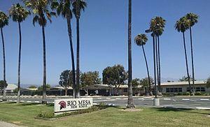 Rio Mesa High School - Image: Rio Mesa High School