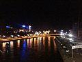 River Vardar By Night-Skopje Rep.Of Macedonia.jpg