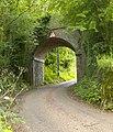 Road Bridge nr Higher Hopworthy - geograph.org.uk - 2541723.jpg