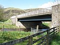 Road bridge over the Megget Water at Cappercleuch - geograph.org.uk - 1292467.jpg