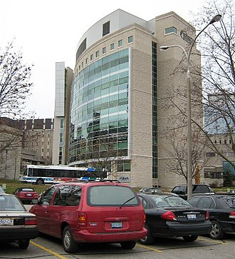 Robarts Research Institute - The Robarts Research Institute in London, Ontario.