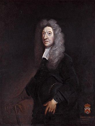 Earl of Cardigan - Robert Brudenell, 2nd Earl of Cardigan (1607–1703) (Joshua Reynolds)