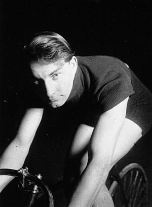 Robert Spears (cyclist) - Robert Spears in 1913