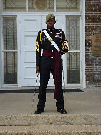 Marion Military Institute - A member of Swamp Fox