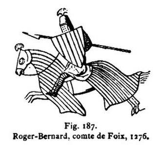 Roger-Bernard III, Count of Foix - Image: Roger 1276