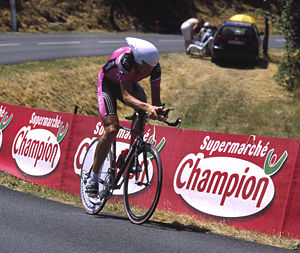 Hell on Wheels (2004 film) - Rolf Aldag, individual time trial Tour de France 2003