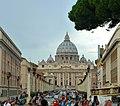 Rom - Via della Conciliazione - panoramio.jpg
