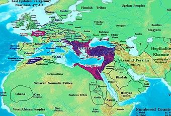 Fall of the Western Roman Empire | Military Wiki | FANDOM