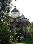 Roman Chatholic chapel of Saint Anna in Cracow, Poland.jpg