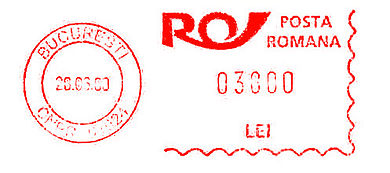 Romania stamp type FB2B.jpg