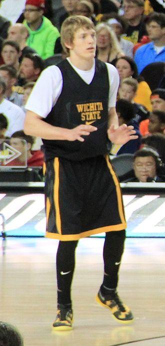Ron Baker (basketball) - Image: Ron Baker (basketball) 2013