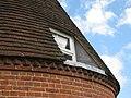 Roof Window at Sharvels Oast House, Peasmarsh - geograph.org.uk - 1479455.jpg