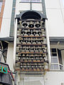 Rostock Fuenfgiebelhaus Glockenspiel.jpg