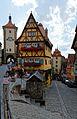 Rothenburg ob der Tauber, Mittelalterliches Kleinod an der Romantischen Straße 02.jpg