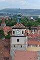 Rothenburg ob der Tauber, Weißer Turm, 08-2014-002.jpg