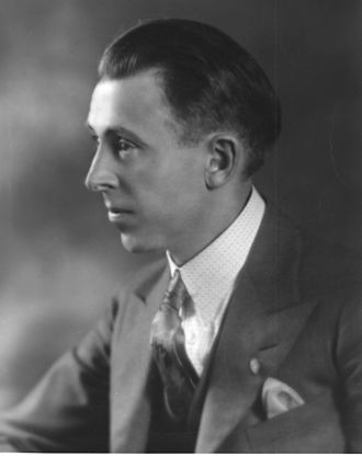 Roy Donley - Roy L. Donley circa 1923.