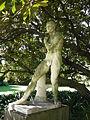 Royal Botanic Gardens, Sydney 11 lottatori di canova 2.JPG