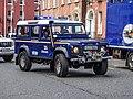 Royal National Lifeboat Institution Ireland Branch Land Rover Defender.jpg