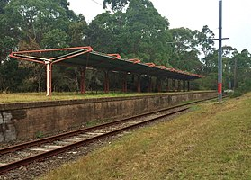 Royal National Park railway station