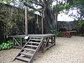 Rpresentación de la horca. Palacio de La Inquisición. Cartagena.JPG