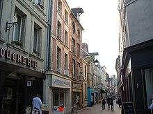 Rue Châtelaine Laon