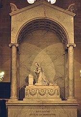 tombeau de l'impératrice Joséphine